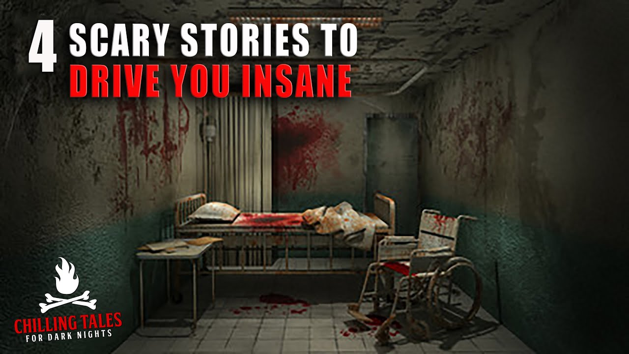 Download 4 Scary Stories to Drive you Insane- Creepypasta (Scary Stories Compilation Mix)