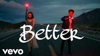 Rihanna ft. The Chainsmokers & Martin Garrix - Better ( Official Lyric/Lyrics Video )
