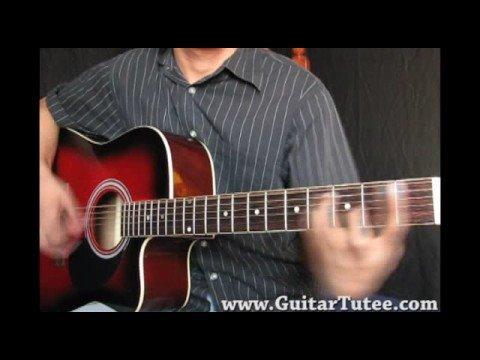 Gotta Be Somebody (of Nickelback, by www.GuitarTutee.com)