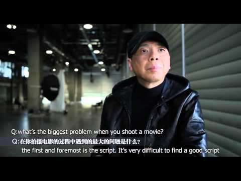 Directors Guild exclusive interview Feng Xiao Gang