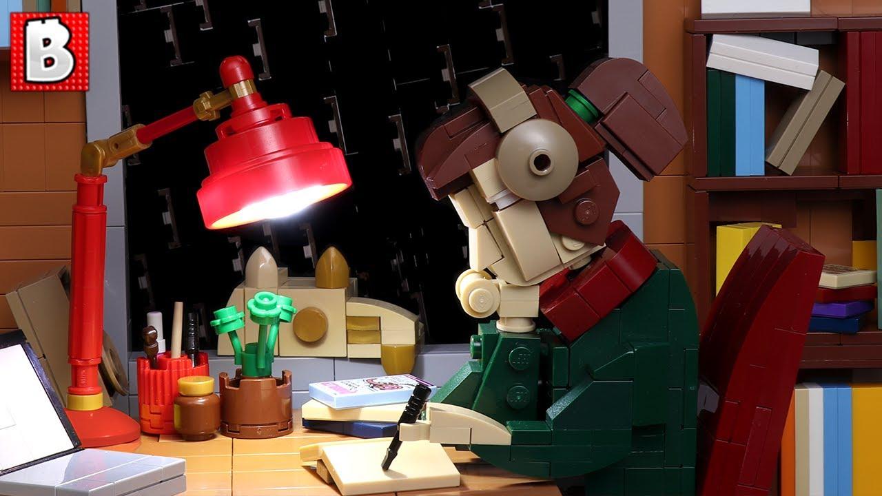 Lofi Girl in LEGO | TOP 10 MOCs