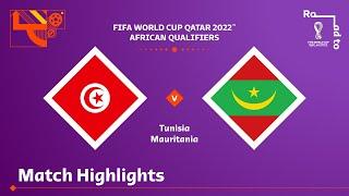 Тунис  3-0  Мавритания видео