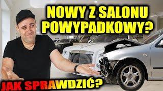 Kupujesz nowe auto z salonu? Jak je sprawdzić?