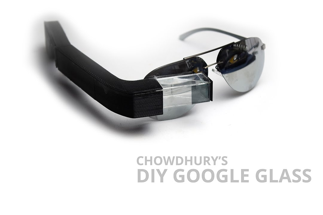 Diy Google Glass Complete Tutorial Part 1