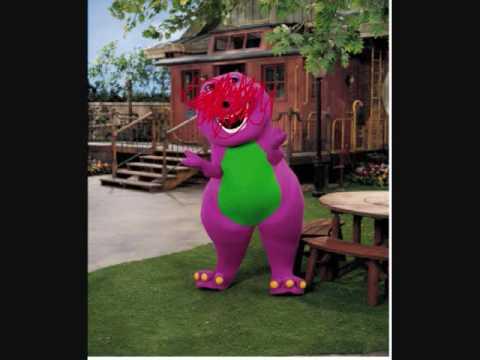 Elmo Kill Barney!!!