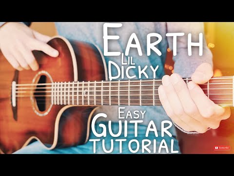earth-lil-dicky-guitar-tutorial-//-earth-guitar-//-guitar-lesson-#668
