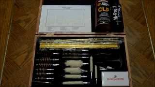 Winchester Universal Gun Cleaning Kit Review