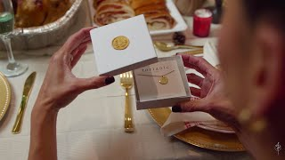 Christmas Dinner Promotional Video for a Jewelry Brand