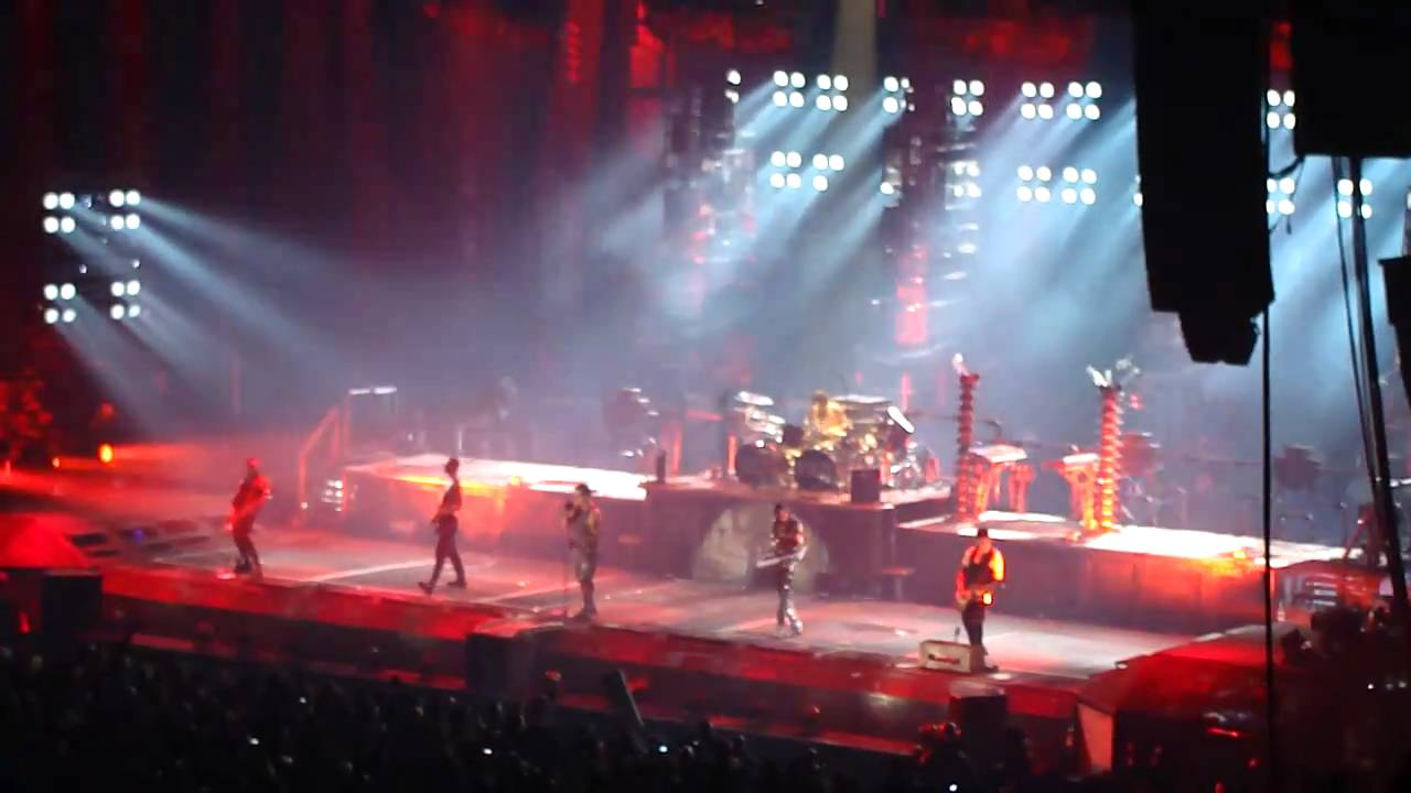 Rammstein Live At Madison Square Garden Pussy Youtube