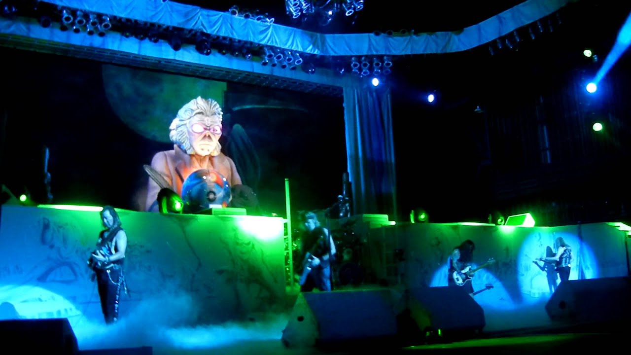 Iron Maiden Seventh Son Of A Seventh Son Live Ashley Furniture Homestore Pavilion