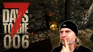 7 Days to Die [006] [Schmiedekunst] Let's Play Gameplay Deutsch German thumbnail