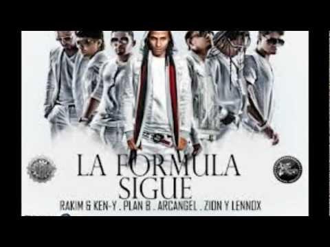 Plan B Ft Zion y Lennox, Arcangel, Ken-Y -...