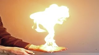 Espuma de Fuego / Burbujas de Fuego / Fire Bubbles