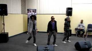 Mindless Behavior Performing Number One Girl