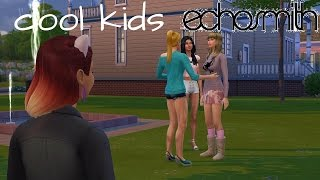 Cool Kids - Echosmith [Sims 4 Music Video + Review]