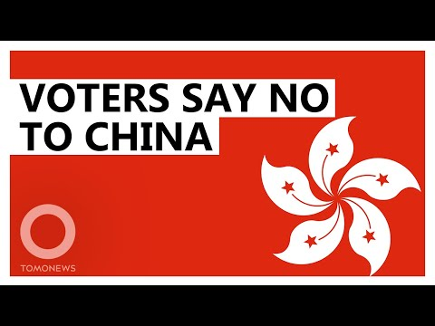 hong-kong-elections:-pro-democracy-candidates-win-in-a-landslide---tomonews