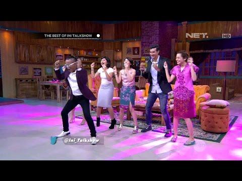 The Best Of Ini Talk Show - Serunya Sule Ajarin Gerakan Baru Teh Bohay