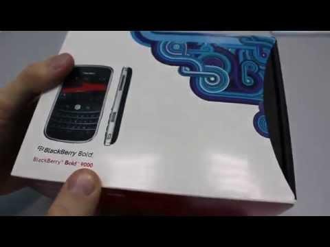 Смартфон Blackberry bold 9000