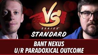 08/13/2018 - Todd Stevens VS Brad Nelson: Bant Nexus VS U/R Paradoxical Outcome [Standard]