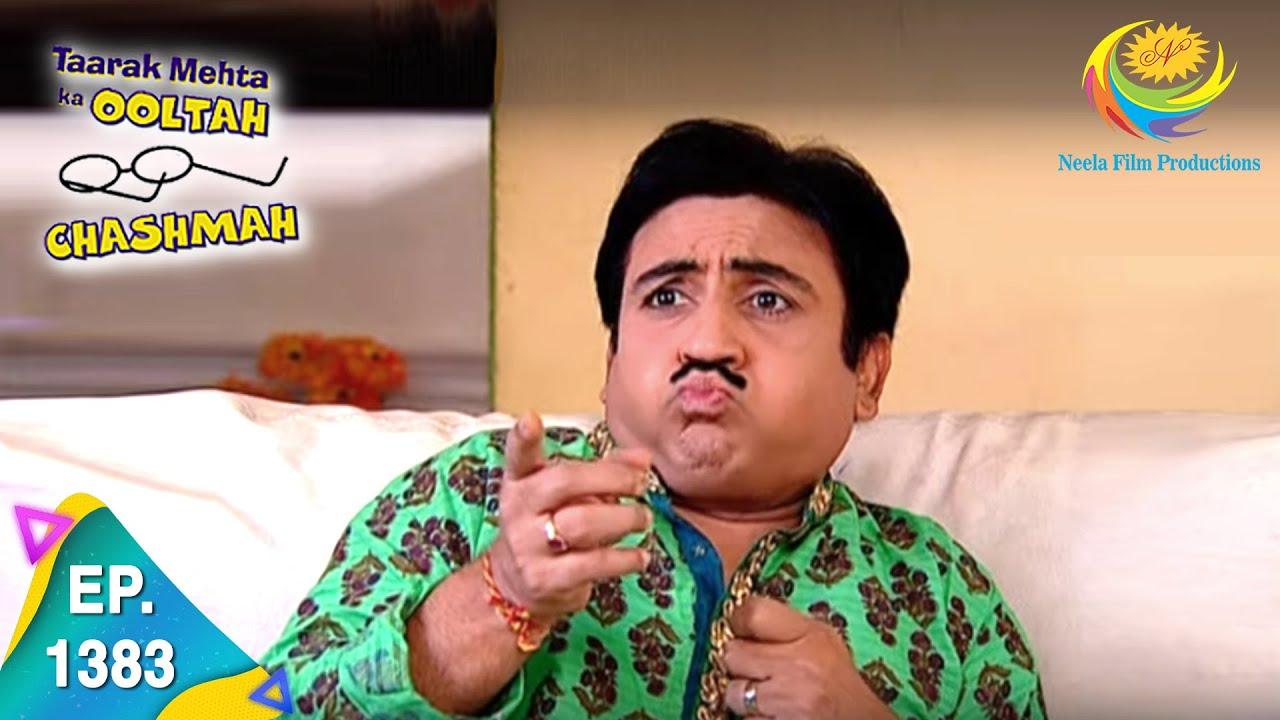 Download Taarak Mehta Ka Ooltah Chashmah - Episode 1383 - Full Episode