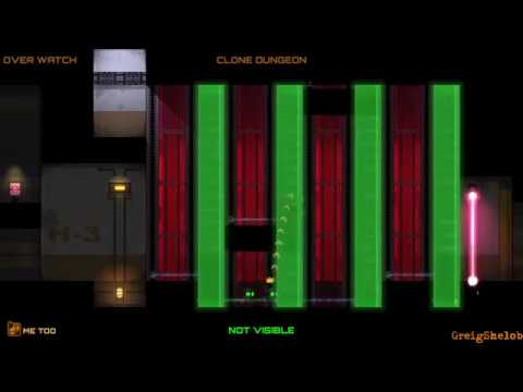 Stealth Inc 2 level 6-6 and a difficult route |