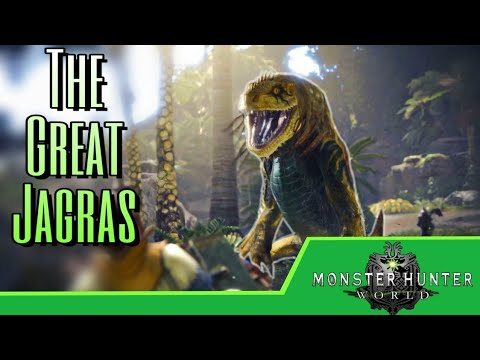 Monster Hunter World - Slaying Great Big Monsters With Great Big Weapons! thumbnail