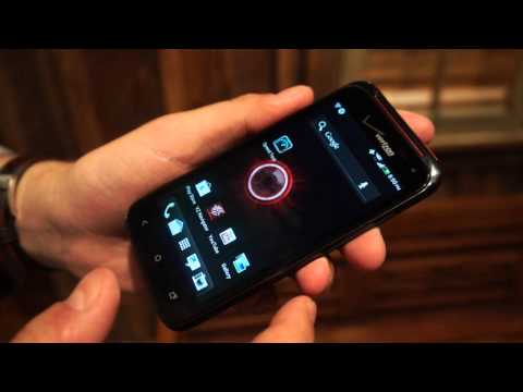 Hands-on with the HTC Droid Incredible 4G LTE