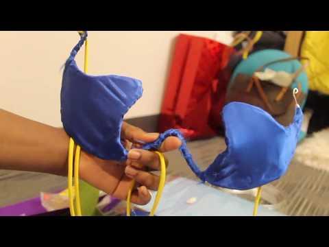 DIY Carnival Wire Bra Tutorial (Part 1)