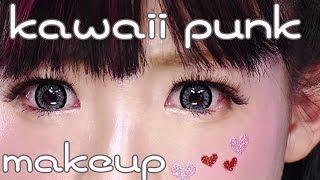Pikarin's KAWAII PUNK Makeup