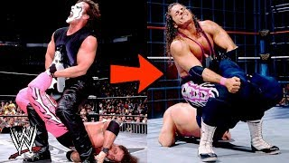 10 WWE Wrestlers Who STOLE Their FINISHERS!