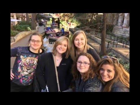 UCA Women in Physics  San Antonio Trip 2016