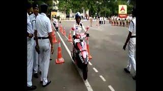 Women traffic officers ready take charge in Kolkata
