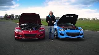 Ротор или свап?  Mazda RX8