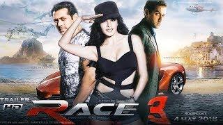 Race 3   Official Trailer   Salman Khan   Remo Dsouza   Releasing on 15th June 2018   #Race3ThisEID