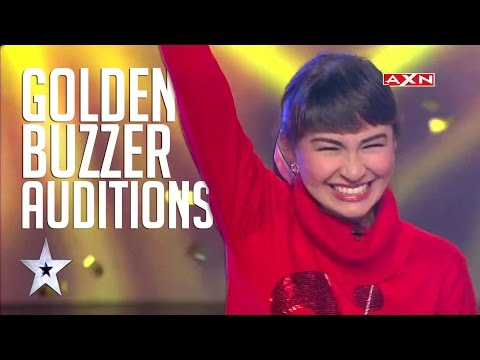 Golden Buzzer Moments From Asia's Got Talent 2015!