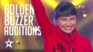 Golden Buzzer Moments From Asia&#39s Got Talent 2015!