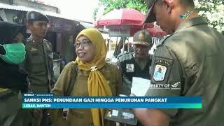 BKPP Ancam Saksi PNS yang Terjaring Razia