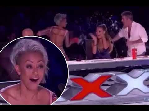Mel B says Simon Cowell deserved the AGT soaking as Spice Girl speaks out following... Mp3