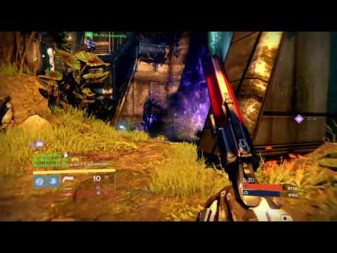 Destiny Tournament Practice - Exclusion vs Reside Game 1 w/AKPrimacy and overgrownpig