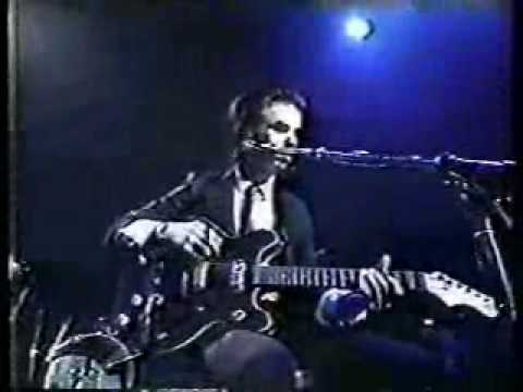 Nick Cave snd the Bad Seeds-The Singer (live)