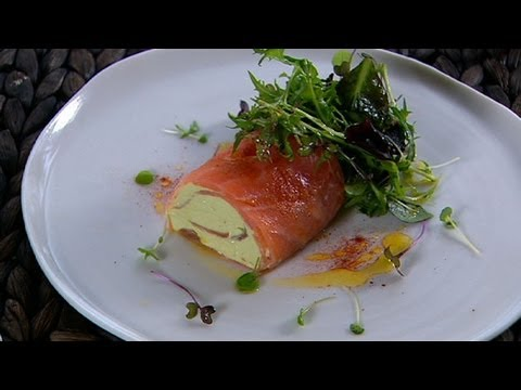 Better Homes And Gardens - Fast Ed: Smoked Salmon And Avocado Roulade