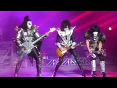 KISS - Psycho Circus - Toronto - Molson Canadian Amphitheatre - Jul. 26, 2013 Monster Tour