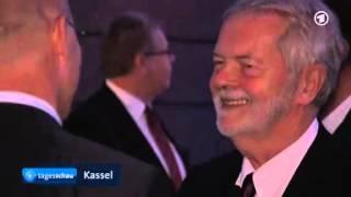 Umweltpreis: Bundespräsident Gauck überreicht Preis in Kassel
