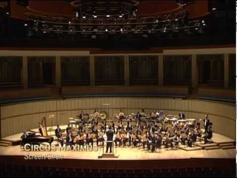 Circus Maximus (Symphony No. 3 for large wind ensemble)