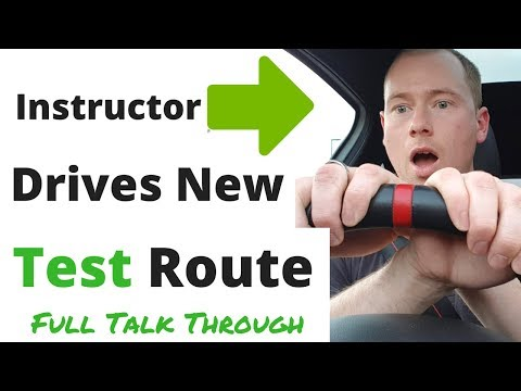 instructor-drives-new-driving-test-route---full-talk-through