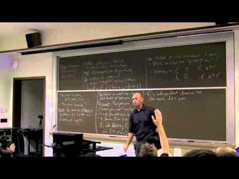 Algorithmic Game Theory, Lecture 5 Revenue Maximizing Auctions