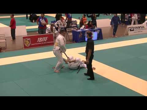 アジア柔術選手権2016新川先生OPENFINAL