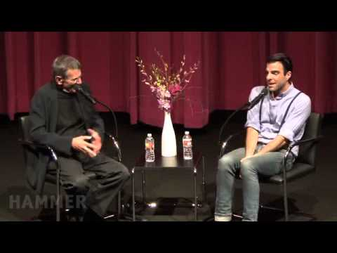 Leonard Nimoy  Zachary Quinto Lectures 2011 10 13