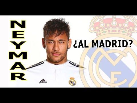 ¿Neymar se va al Real Madrid? -CRACKS