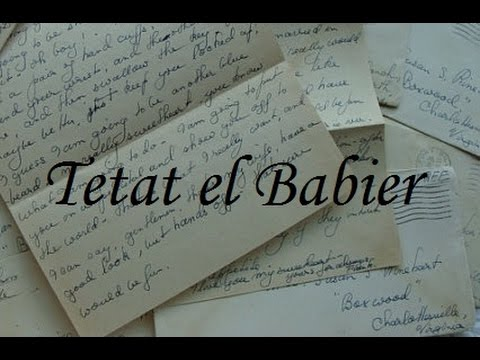 """Tetat el Babier"" by Tresa Rdulaol with Karaoke lyrics and translation"